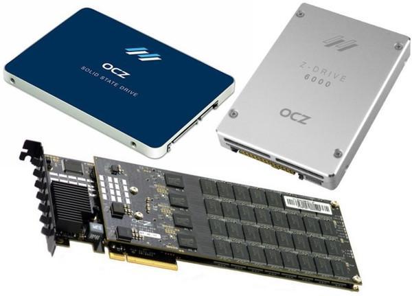 OCZ yeni Trion 100 SSD serisini tanıttı