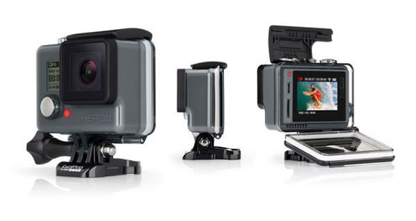 GoPro'dan yeni aksiyon kamerası: Hero+ LCD