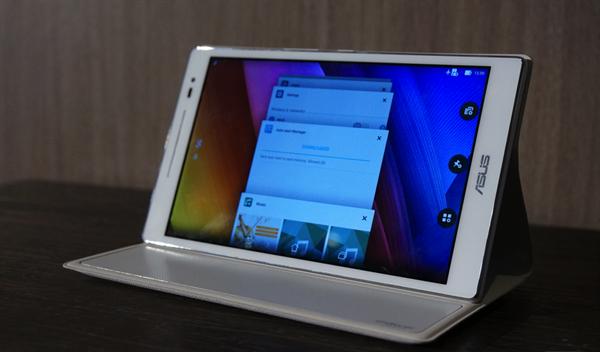 Asus'tan 5.1 kanal surround ses sitemine sahip tablet kılıfı