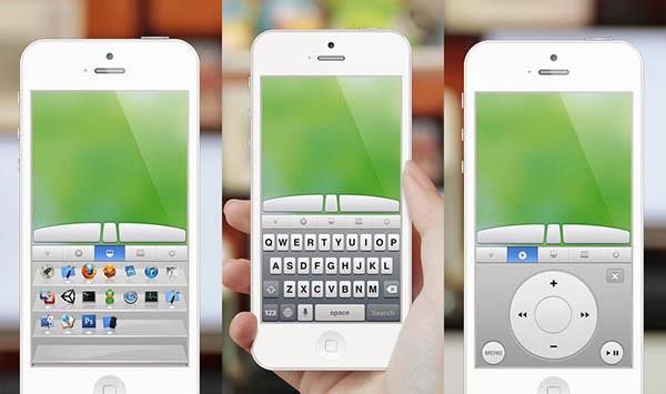 iOS uyumlu Remote Mouse uygulaması artık ücretsiz