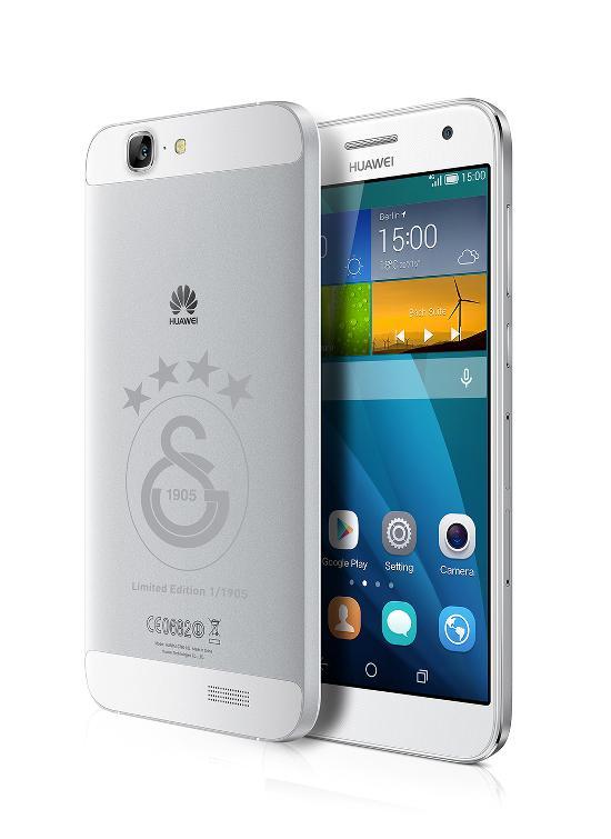 Huawei'den şampiyonluğa özel akıllı telefon