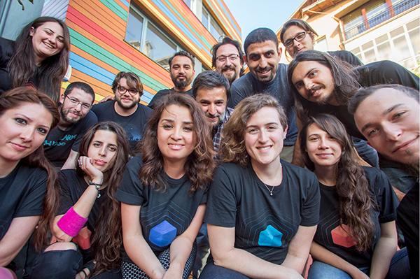 Google I/O'da yer alan ilk Türk girişimci Gram Games oldu