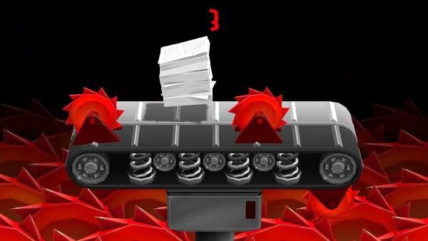 Shredmill ile geri dönüşümden kaçış macerası