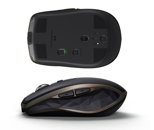 Logitech'den MX Master'ın mobil versiyonu geldi: MX Anywhere 2