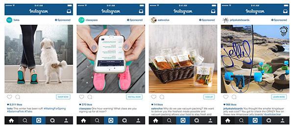 Instagram reklamları yakın zamanda daha fazla etkileşim sunacak