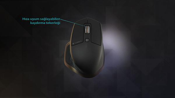 Logitech ile Yeni Mouse'u MX Master'ı ve Gelecek Planlarını Konuştuk!