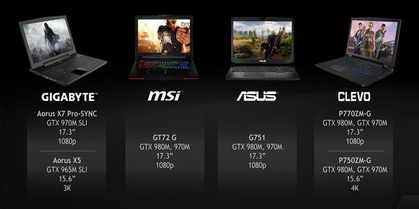 Nvidia G-Sync dizüstüne geliyor