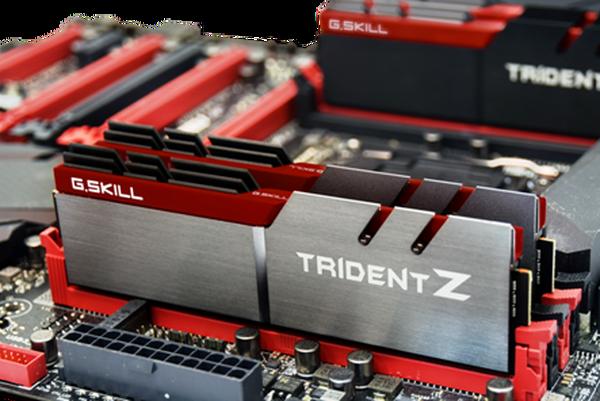 Computex 2015 : G.Skill yeni Trident Z serisi DDR4 belleklerini duyurdu