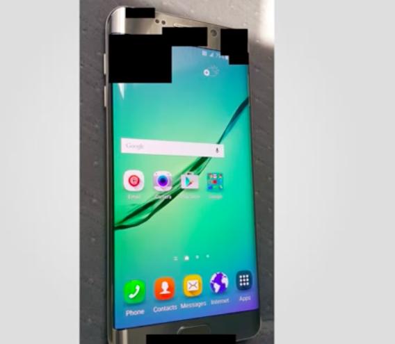Samsung Galaxy S6 Plus bir videoda ortaya çıktı
