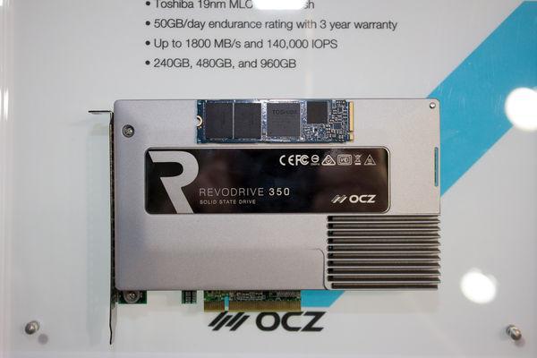 Computex 2015 : OCZ RevoDrive serisi m.2 ürünlerini de içine alacak