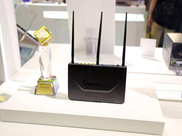 Computex 2015 : Synology de ağ ürünleri pazarına giriyor