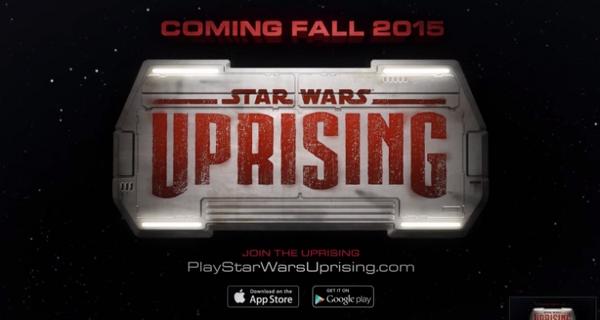 Star Wars : Uprising mobil platformlar için duyuruldu