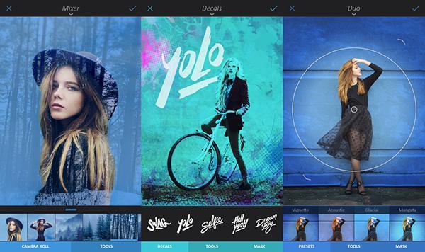 iOS uyumlu fotoğraf düzenleme uygulaması Enlight, küçük bir indirim aldı