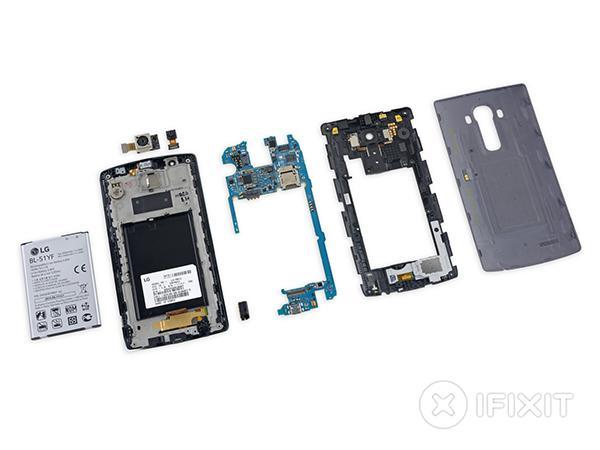 iFixit, bu sefer LG G4'ü masaya yatırdı