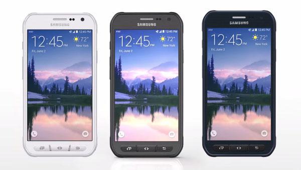 Samsung Galaxy S6 Active resmileşti