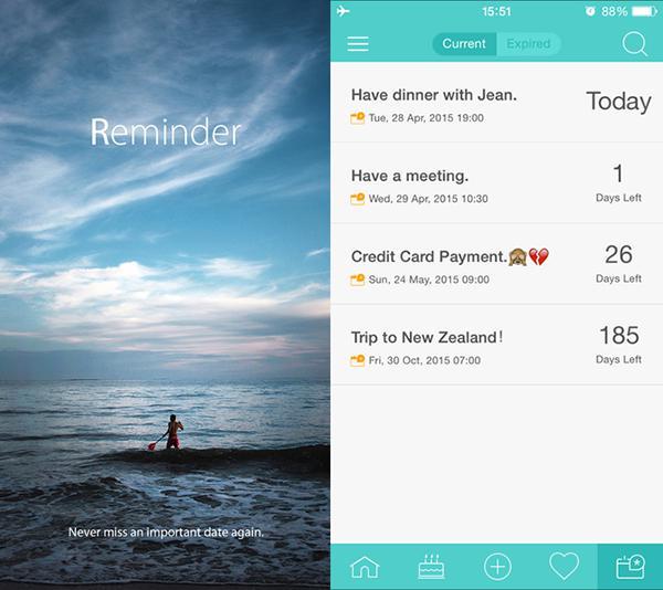 iOS için hazırlanan Easy Reminder artık ücretsiz