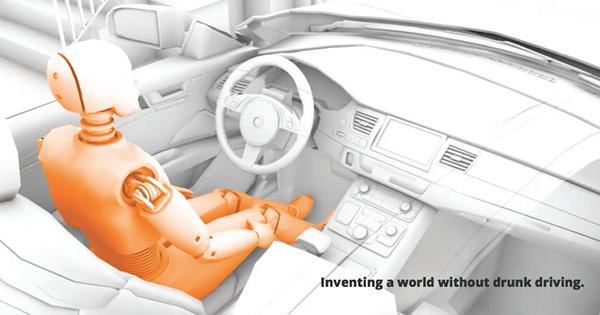 Yeni geliştirilen teknoloji sayesinde alkollü sürücü sorunu ortadan kalkabilir