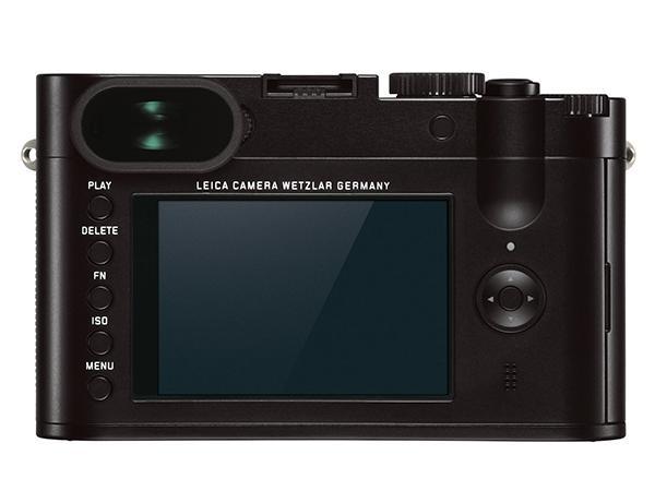 Tam kare sensörlü Leica Q kompakt fotoğraf makinesi resmen duyuruldu