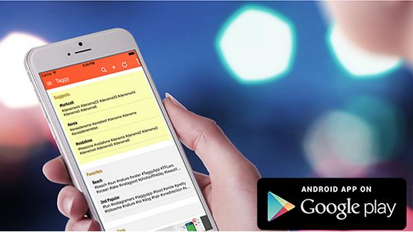 Taggy'nin Android sürümü güncellendi