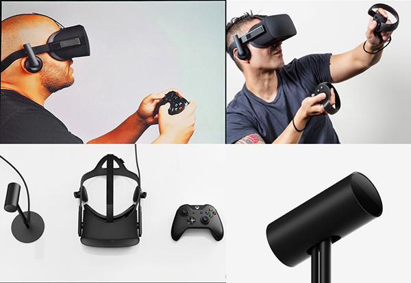 Oculus Rift'in tüketici versiyonu ve prototip kontrolcüsü görücüye çıkartıldı
