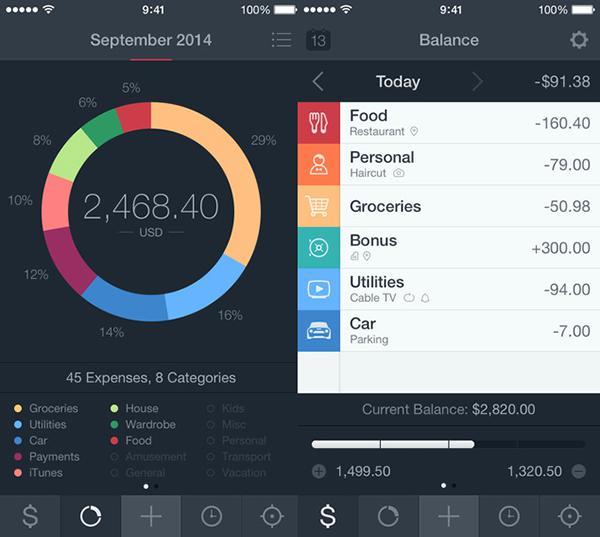 iOS uyumlu kişisel finans uygulaması Saver 2 artık ücretsiz