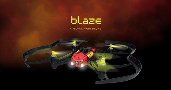 Parrot'tan 13 yeni drone modeli!