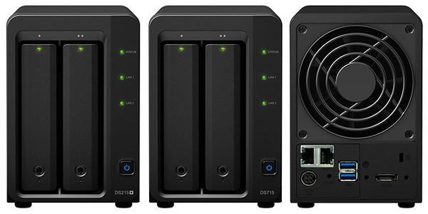 Synology son kullanıcı ve kurumlara yönelik yeni NAS cihazlarını duyurdu