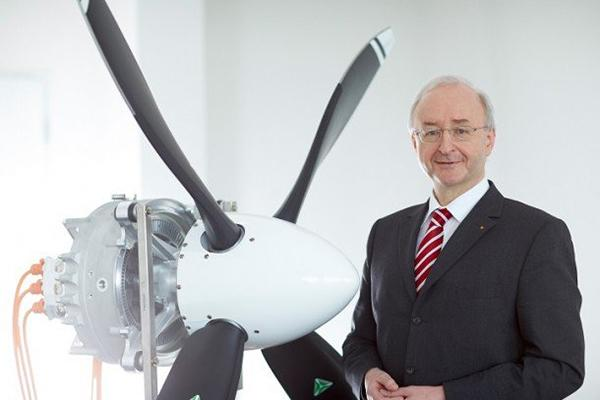 Siemens, dünyanın ilk elektrikli uçak motorunu üretti!