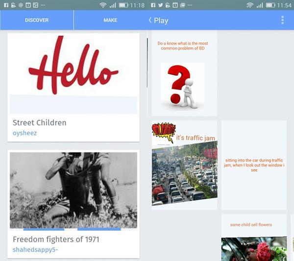 Mozilla, Webmaker Beta isimli Android uygulamasını yayınladı