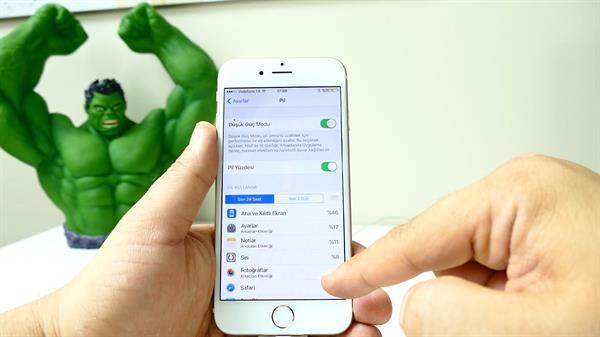 iOS 9 inceleme videosu 'Yeni iOS sürümünün 23 özelliği'