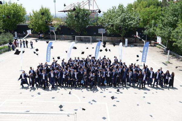 Samsung Akademi toplamda 1120 mezuna ulaştı