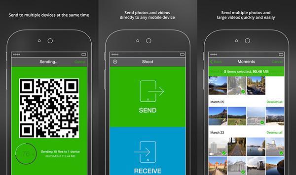 BitTorrent'ten paylaşımı kolaylaştıran yeni uygulama: Shoot