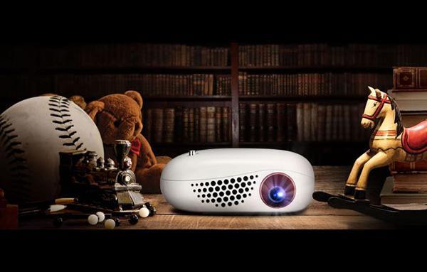 LG'den 270 gramlık projektör: Minibeam Nano Micro
