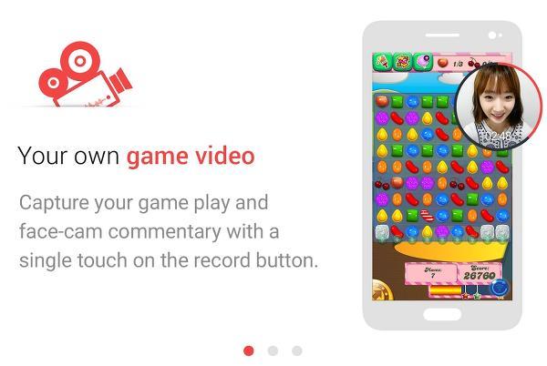 Samsung'dan ekran kaydedebilen uygulama