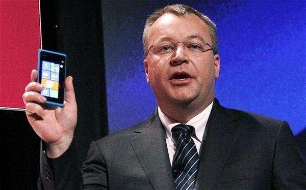 Stephen Elop'un Microsoft'tan Ayrılacağı Açıklandı