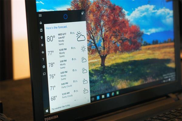 Toshiba, dahili Cortana tuşuna sahip yeni Windows 10 dizüstü bilgisayarlarını duyurdu