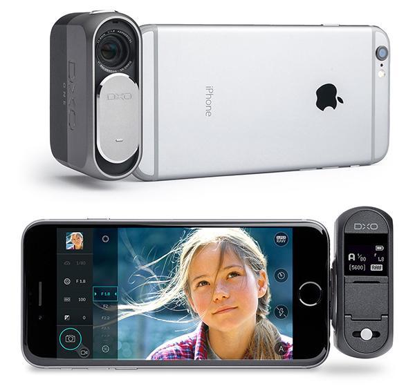 DxO'dan iOS cihazlara yüksek fotoğraf ve video kalitesi getiren aparat: DxO One