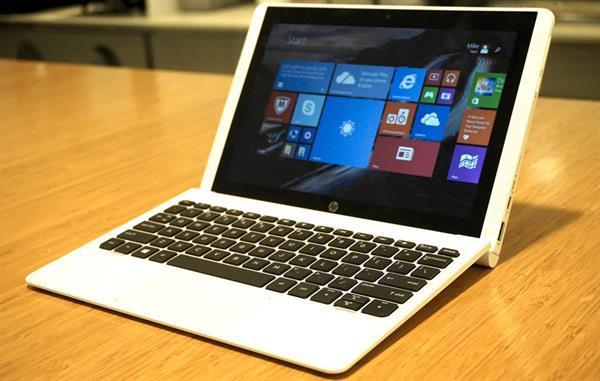 Hp'den 10-inç çıkartılabilir ekrana sahip hibrit dizüstü bilgisayar: Pavilion X2