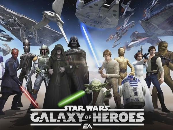 Yeni bir Star Wars oyunu daha geliyor
