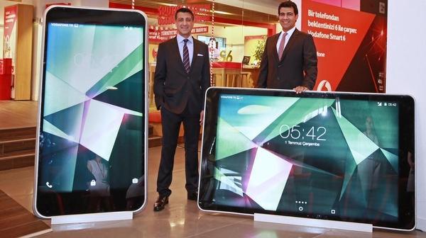 Vodafone Smart Tab 6 duyuruldu