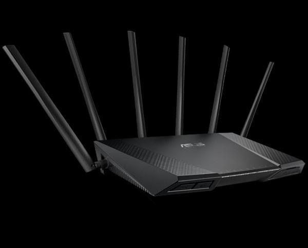 Asus RT-AC3200 router modeli satışa sunuluyor