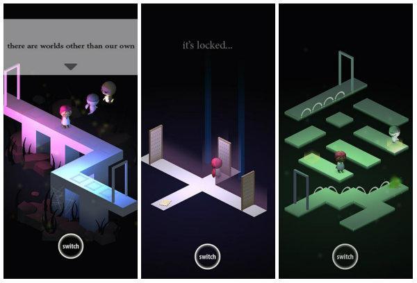 Outside World yeni bir izometrik tabanlı oyun
