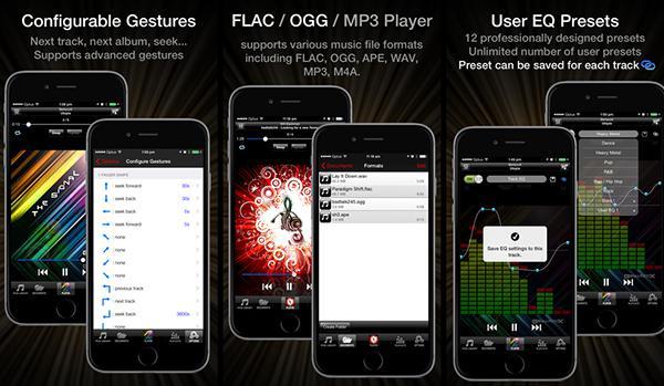 iOS uyumlu Equalizer Pro ücretsiz yapıldı