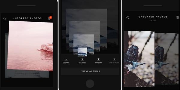 iOS için hazırlanan Slidebox ile fotoğraf organizasyonu kolaylaşıyor
