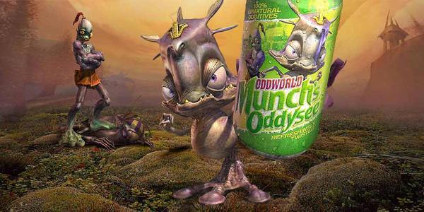 Oddworld: Munch's Oddysee mobile geliyor