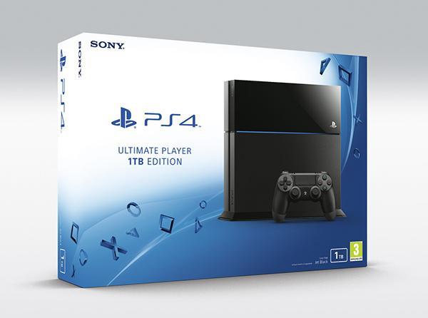 1TB PS4 Ultimate Player Edition resmi olarak duyuruldu