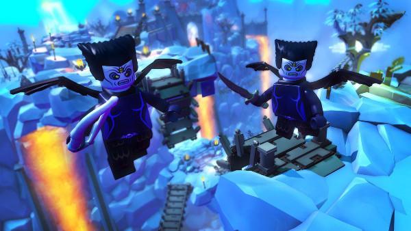 LEGO Minifigures Online oyunu ay sonunda mobil platformlarda
