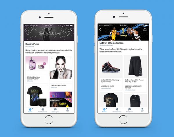 Twitter, mekan ve ürünlerin keşfi için yeni bir süreci test etmeye başladı