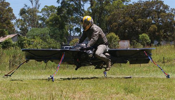 ABD Ordusu envanterine 'Hoverbike' ekleyecek