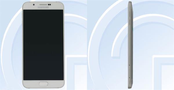 Samsung'un en ince akıllı telefonu Galaxy A8 ortaya çıktı